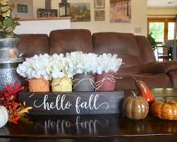 fall jars fall centerpiece thanksgiving ta in the