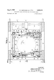patent us3459312 car having ladle supporting and positioning