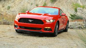 review of 2015 ford mustang 2015 ford mustang ecoboost i 4 car review and photo gallery