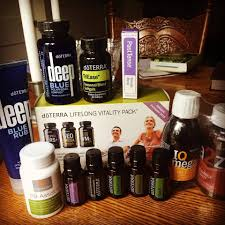 Doterra February 2017 Product Of The Month Essential Thoughts Bold Springs Essentials