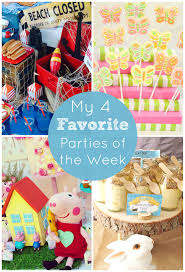 peppa pig party ideas and more catch my party