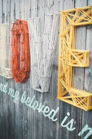 best 25 yarn letters ideas on decorating letters diy