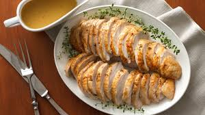 roast turkey recipe taste of home oven roasted turkey breast recipe bettycrocker