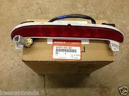 2008 honda civic third brake light genuine oem honda civic 2dr coupe third brake light led l 2006