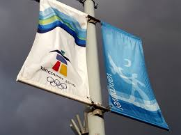 Vancouver Flag 2010 Winter Olympics The Family Games Bc Family