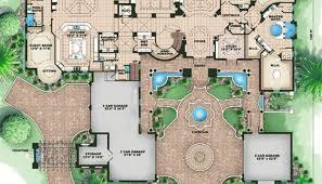 mediterranean mansion floor plans house plans 100 square meter house floor plan mediterranean home