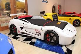 Kid Car Bed Kidz Decor