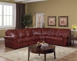 Reddish Brown Leather Sofa Leather Sofa Betterimprovement