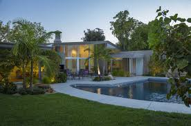 back yard house midcentury house with verdant backyard oasis asks 4 5m in