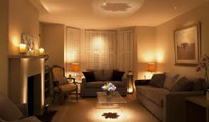 Small Elegant Living Rooms by The Right Living Room Lighting Ideas