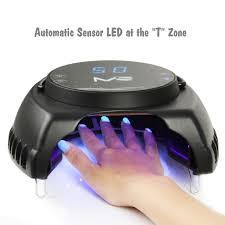 amazon com melodysusie pro60w nail lamp mixed led u0026uv lamp beads