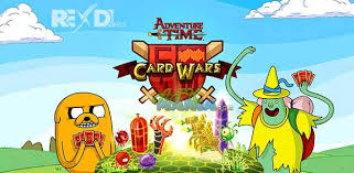 adventure time apk card wars adventure time 1 11 0 apk mod data for android