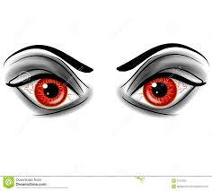 red eyes clipart clipartxtras