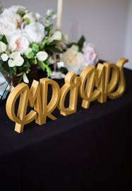art deco vintage mr u0026 mrs table signs wedding styles and gatsby
