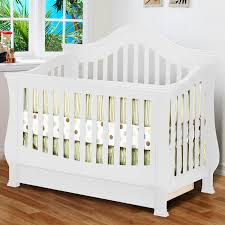 White Convertible Baby Crib Designer Luxury Baby Cribs Ship Free At Simply Baby Furniture