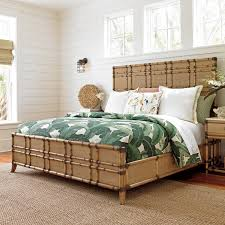 Full Bedroom Tommy Bahama Ocean Club Paradise Point Low Profile Bed Hayneedle