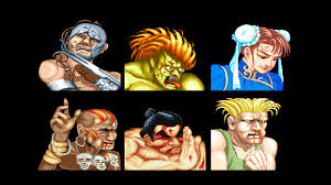 from street fighter main character name street fighter s characters take a punch or three to the face