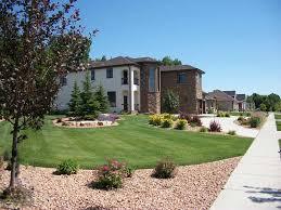 landscaping ideas for front yard corner lot landscape design