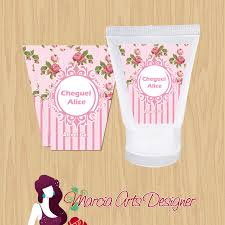 Popular Etiqueta para bisnaga álcool gel no Elo7   Marcia Arts Designer  @DZ83