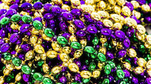 mardi gras beeds 93 000 pounds of mardi gras found in new orleans catch