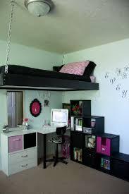 loft beds appealing floating loft bed plans furniture bedroom