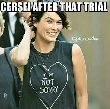 Cersei Lannister Meme - 531 best game of thrones humor images on pinterest funny memes