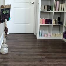 salon floor lvt hq discount flooring
