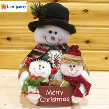 online get cheap snowman christmas ornaments aliexpress com