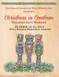 2017 christmas in cowtown magazine by junior league of fort worth
