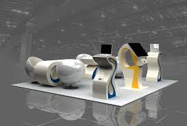 Futuristic Design by Exhibition Designs Set 3 By Brian Dale Garcia At Coroflot Com