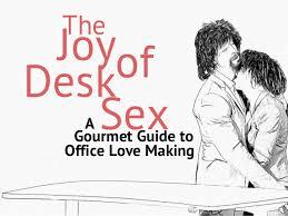 Sexual Positions Alex Comfort The Joy Of Desk