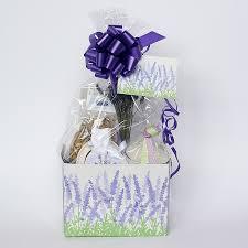 lavender gift basket lavender gifts lavender green