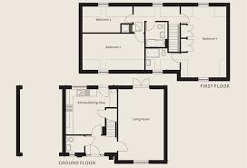 Gateway Floor Plan by Pye Homes Properties Ridgeway View