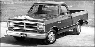 pickuptruck history segment eleven 1981 to 1988 lifestyle