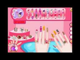 funky nail art fashion games nail art ideas