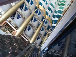 dining at the burj al arab business insider