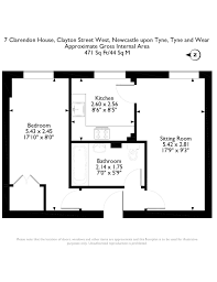 7 clarendon house clayton street west newcastle upon tyne tyne
