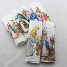 rabbit material rabbit diy felt cotton fabric cloth dolls for sewing