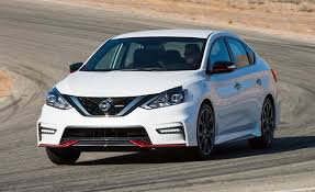 nissan cars sentra 2017 nissan sentra nismo first drive u2013 reviews u2013 car and driver