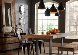 industrial dining room table industrial dining room eclectic dining room images home design