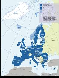 Arctic Map What Does The Eu Want What Can It Offer Thin Ice Blog
