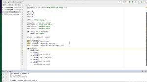 currency converter python offer change currency python programming youtube