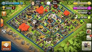 Coc Map New Maps Clash Of Clans 2017 1 0 Apk Download Android