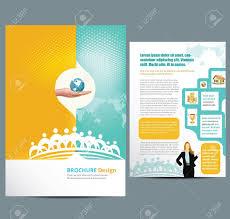 graphic design brochure templates inspirational cool marketing