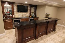 merillat classic basement bar designed by mans kitchen u0026 bath