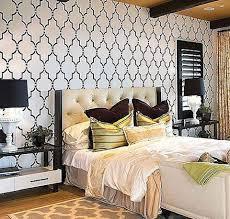 Bedroom Accent Wallpaper Ideas Wallpaper Ideas For Bedroom Walls Modern Designs Bedrooms Grey