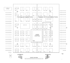 Exhibit Floor Plan Isscr 2017 Exhibit Opportunities