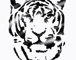 Chandelier Stencils Stag Head Stencil Deer Head Decor Home Decorating Arts