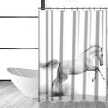 Horse Bathroom Accessories by Popular Horse Shower Curtain Buy Cheap Horse Shower Curtain Lots