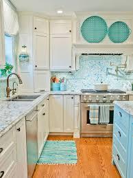 what color backsplash with white quartz countertops 75 blue backsplash ideas navy aqua royal or coastal